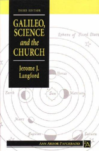 Download Galileo, science, and the church