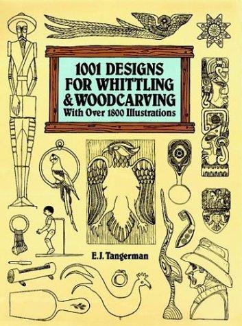 Download 1001 designs for whittling and woodcarving