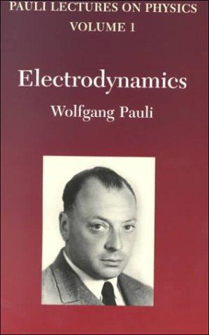 Download Electrodynamics
