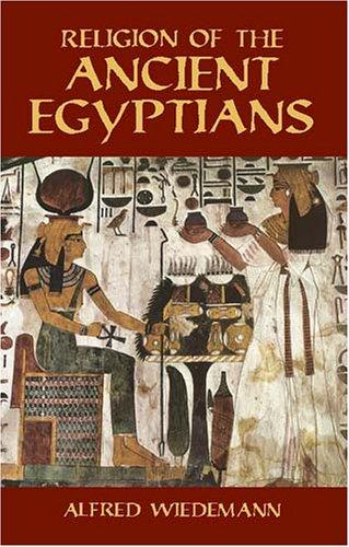 Download Religion of the ancient Egyptians
