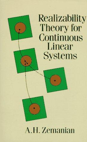 Realizability theory for continuous linear systems