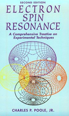 Download Electron Spin Resonance