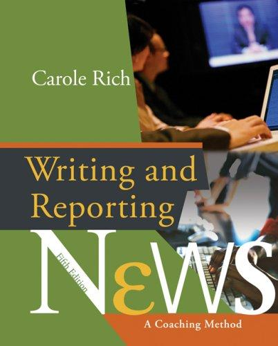 Download Writing & Reporting News