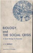 Download Biology and the social crisis