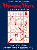 Download Winning ways, for your mathematical plays