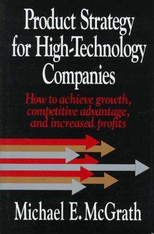 Download Product strategy for high-technology companies