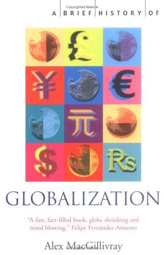 A Brief History of Globalization