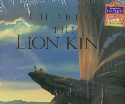 Download The art of The Lion King