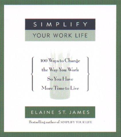 Download Simplify Your Work Life
