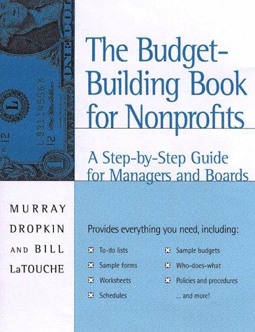 Download The budget-building book for nonprofits