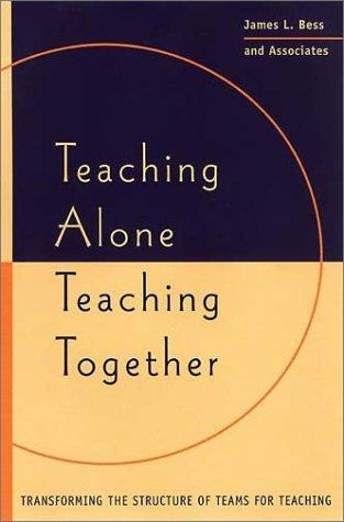 Download Teaching Alone/Teaching Together