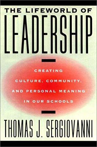 Download The Lifeworld of Leadership