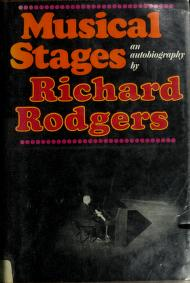 Cover of: Musical stages | Richard Rodgers
