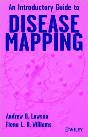 An introductory guide to disease mapping by