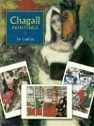 Chagall Paintings: 24 Ready-to-Mail Cards (Card Books)