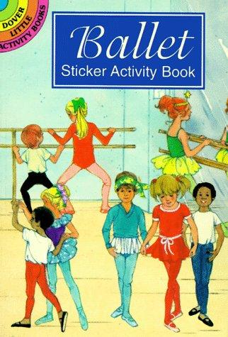 Ballet Sticker Activity Book by Barbara Steadman