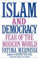 Islam and Democracy by Mernissi, Fatima.