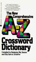 New Comprehensive A Z Crossword Dictionary by Redentor M. Tuazon