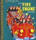 The Fire Engine Book LGB and CD by Golden Books