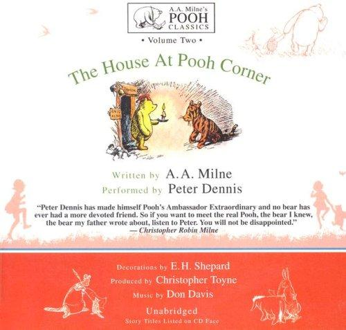 The House At Pooh Corner (Library Edition)