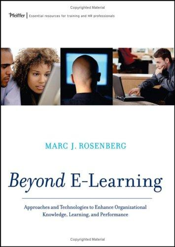 Image 0 of Beyond E-Learning: Approaches and Technologies to Enhance Organizational Knowled